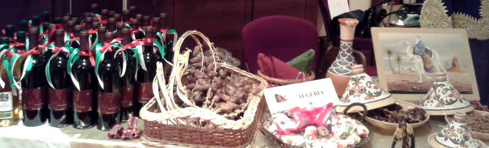 Ag Event bazar charytatywny Algieria Mariot